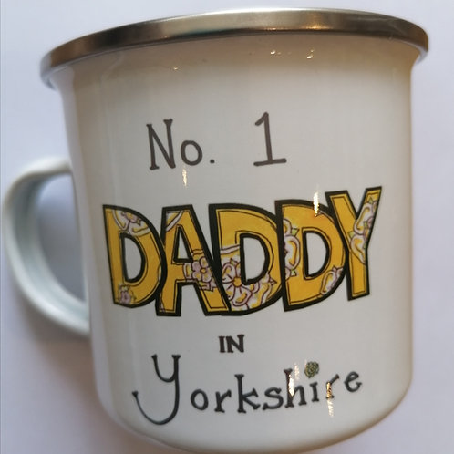 No. 1 Daddy in Yorkshire