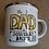 Thumbnail: No. 1  Dad in Sowerby Bridge metal cup