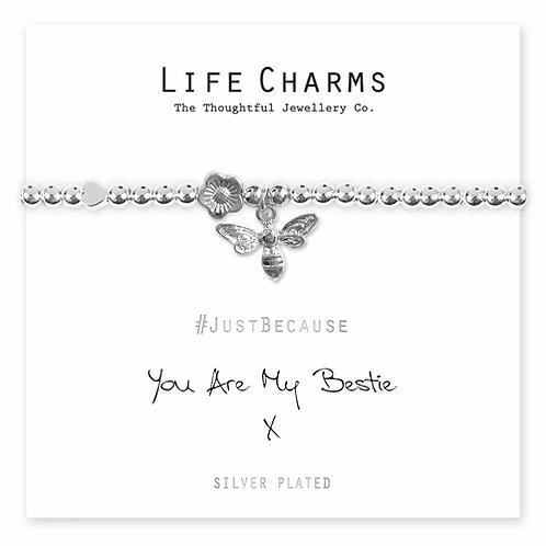 You Are My Bestie Bracelet