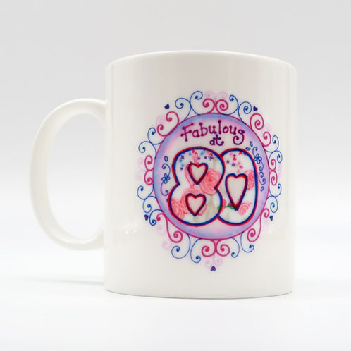Fabulous at 80  Cup