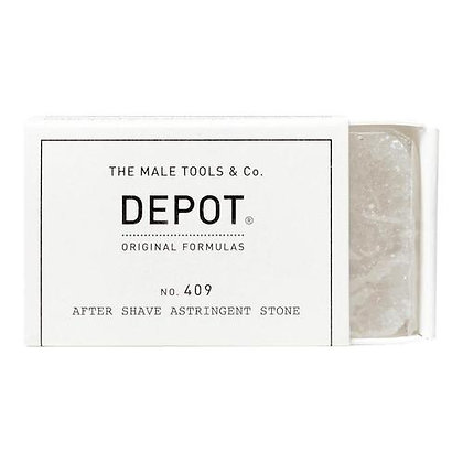 Depot 409. AFTER SHAVE ASTRINGENT STONE