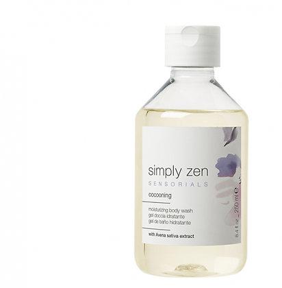 simply zen_cocooning body wash 250ml