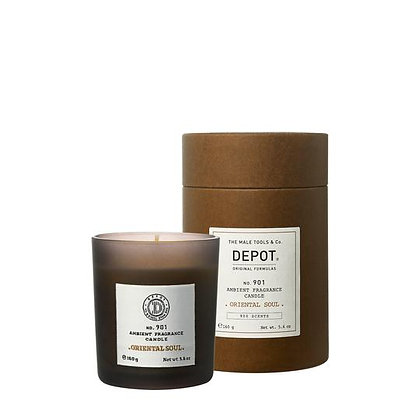 Depot 901.AMBIENT FRAGRANCE CANDLE_ORIENTAL SOUL 160g