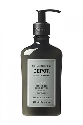Depot 815. ALL IN ONE SKIN LOTION 200ml/50ml