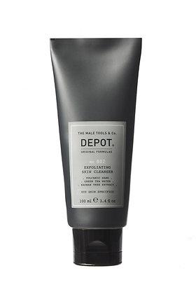 Depot 802. EXFOLIATING SKIN CLEANSER 100ml/50ml