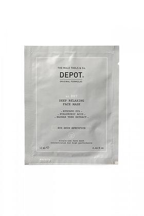 Depot 807. DEEP RELAXING FACE MASK 13ml