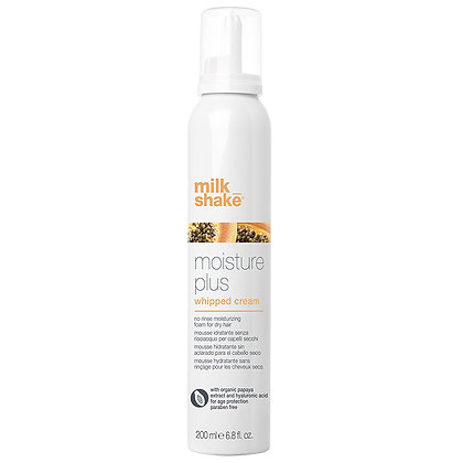 milk_shake moisture plus whipped cream 200ml