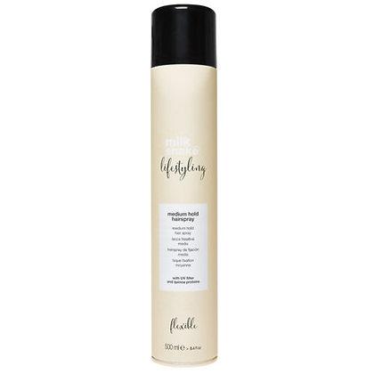 milk_shake Lifestyling medium hold hairspray
