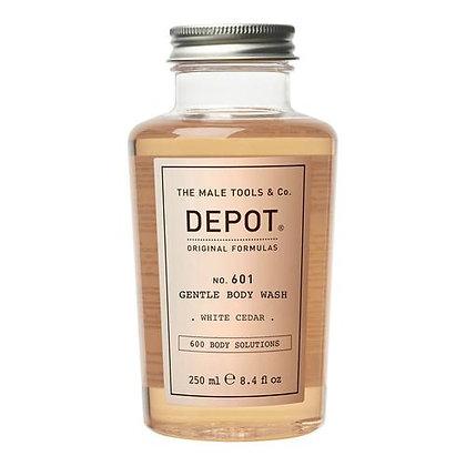 Depot 601.BODY WASH_WHITE CEDAR 250ML