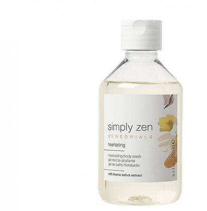 simply zen_heartening body wash 250ml