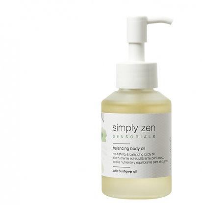 simply zen_balancing body oil 100ml