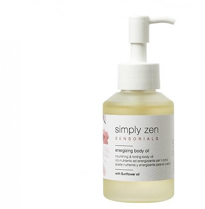 simply zen_energizing body oil 100ml