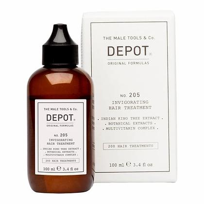 Depot 205.INVIGORATING HAIR TREATMENT_100ML