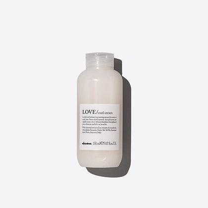 Davines_LOVE/curl cream 150ml