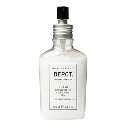 Depot 408.MOISTURIZING AFTER SHAVE BALM_CLASSIC COLOGNE 100ML