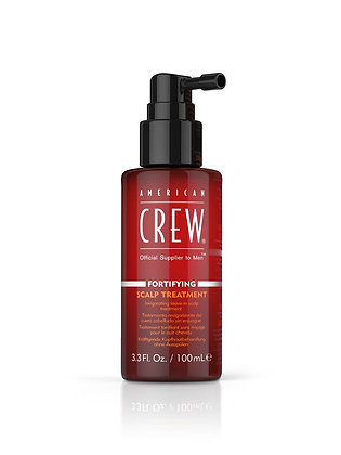 American crew fortifying scalp treatment_100ml