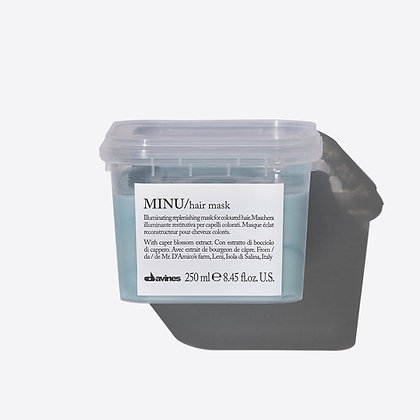 Davines_MINU/hair mask 250ml