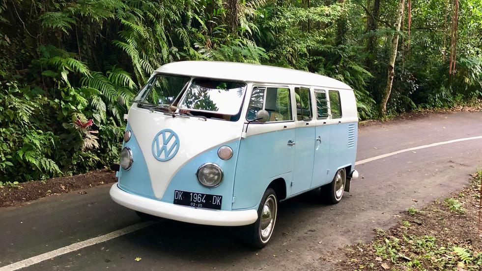 Classic VW Tours & Photo Shoot