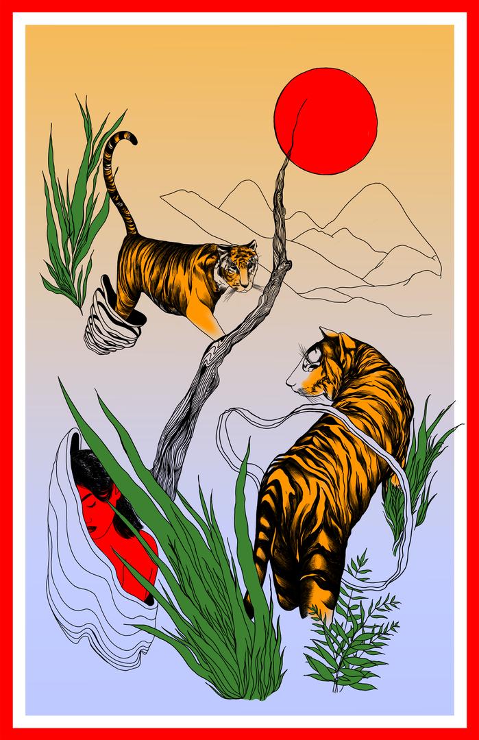 tigress, 2018