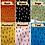 Thumbnail: Organic Cotton Snood - Dash Design