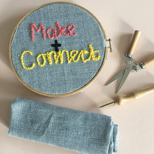 Punch Needle Fabric