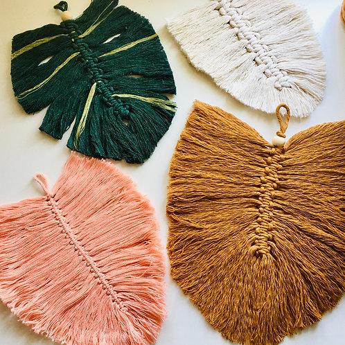 Macrame Feather Kit