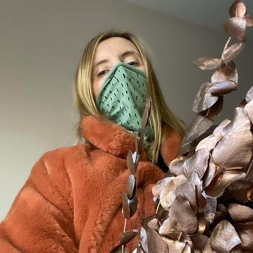 Organic Cotton Snood - Dash Design
