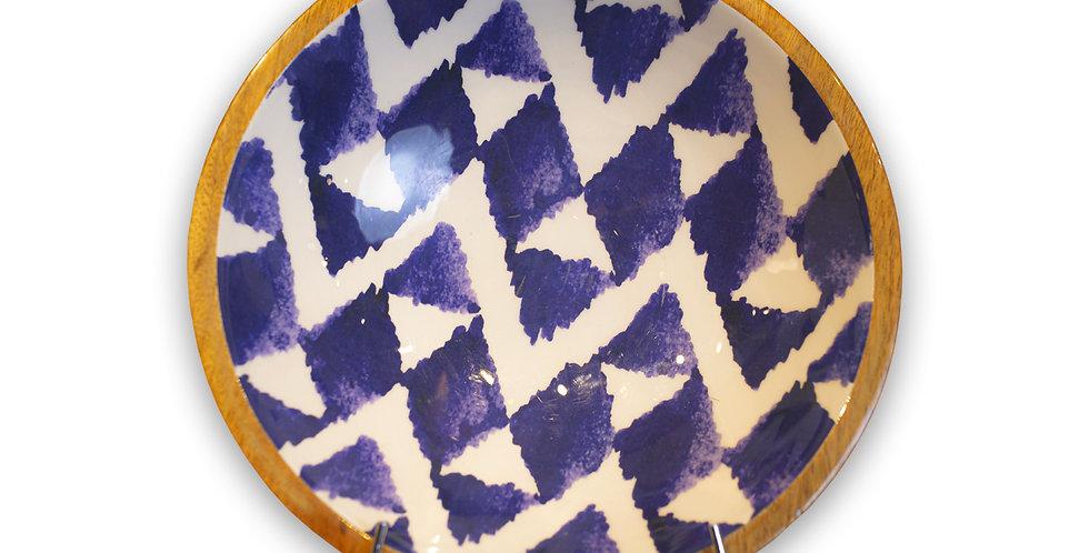 Coupe Archi bleue Grand modèle