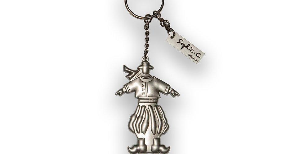 Porte clés Bigouden