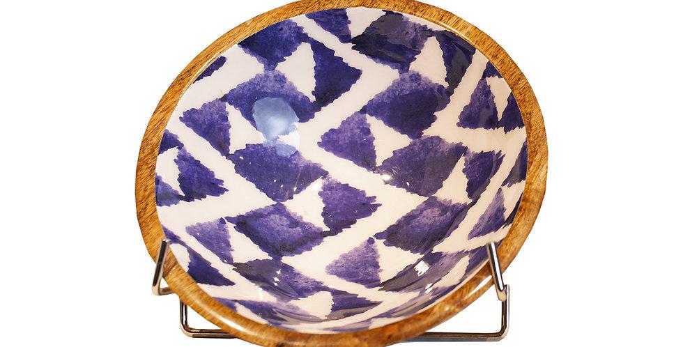 Coupelle  Archi bleue