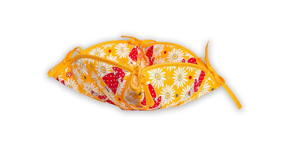 Corbeille à pain Bigoudène flower