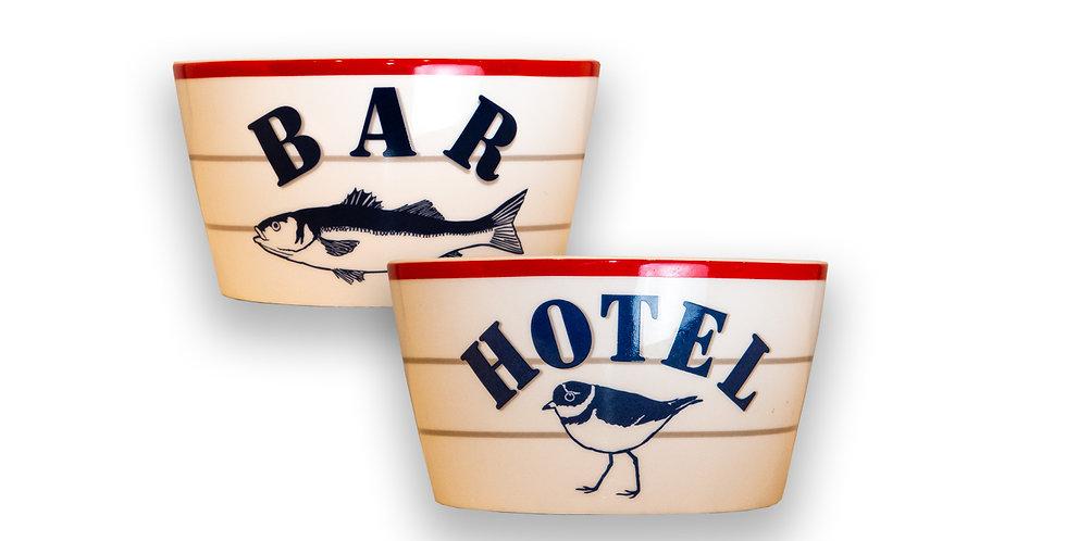 Bols cocktail marinière