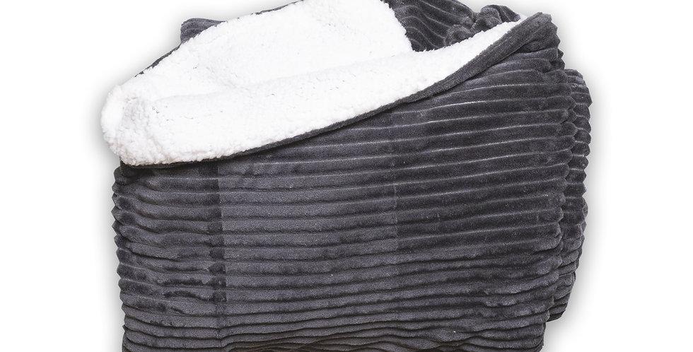 Plaid Ernest gris anthracite