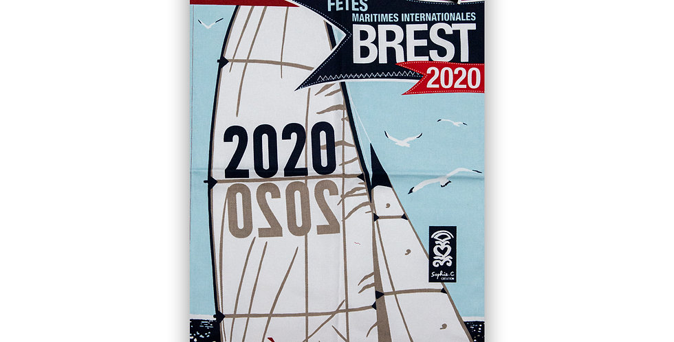 Torchon Brest 2020 Voiles