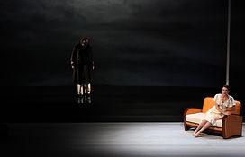 Jean-Romain Vesperini, jrvesperini,stage director, metteur en scène, opera, théâtre, Theater, staging,La Dame de la mer, Henrik Ibsen, Théâtre Montparnasse, Paris