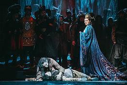 Jean-Romain Vesperini, jrvesperini,stage director, metteur en scène, opera, théâtre, Theater, staging, Turandot, Puccini, Ural opera, Ekaterinburg