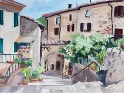 Montone Street Scene