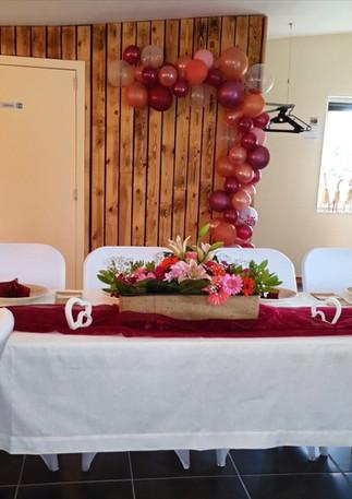 Réception privée - Mariage