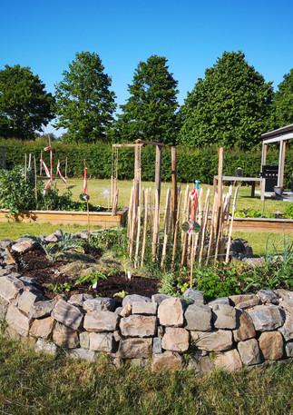 Le jardin en trou de serrure