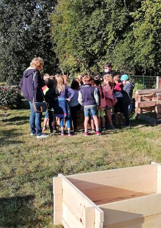 Atelier Jardinage-Cuisine (Ecole)