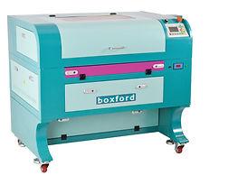 BGL460 80 watt C02 laser cutting and engraving machine