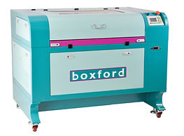 BGL690 80 watt C02 laser cutting and engraving machine