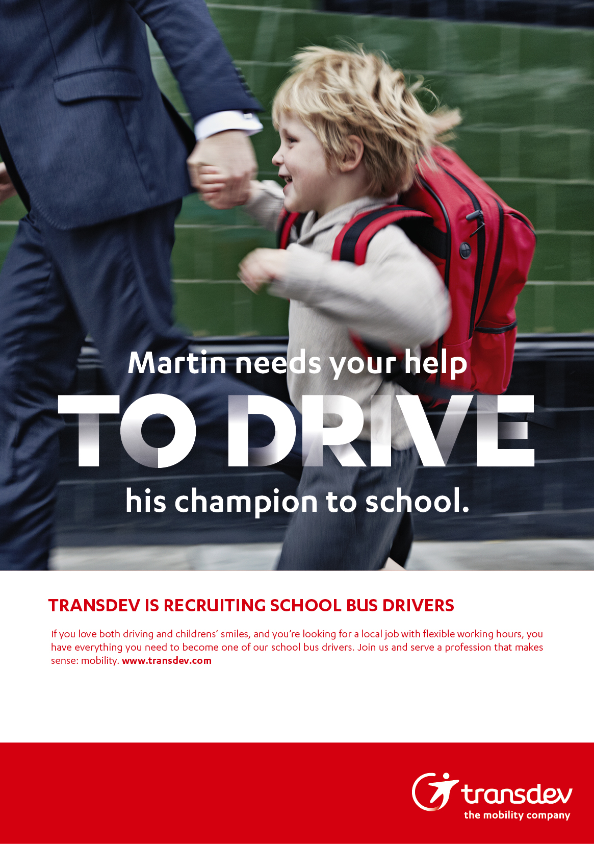 TRANSDEV_annonces conducteur scolaire_UK