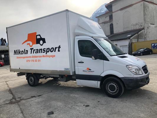Nikola Transport