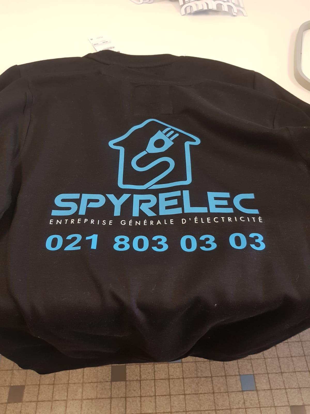 Spyrelec Entreprise Générale