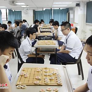 20181031 象棋锦标赛