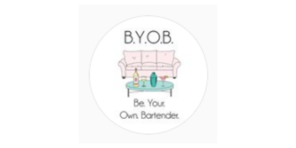 Be Your Own Bartender Instagram Live Event