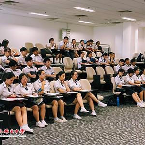 20181030 高三理科及文商科外出参访厦门大学(马来西亚分校)