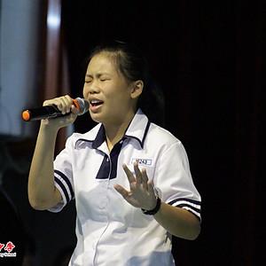 尊孔独中成名在望歌唱比赛