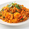 553 Fried Rice w/ Seafood and  Tom Yum